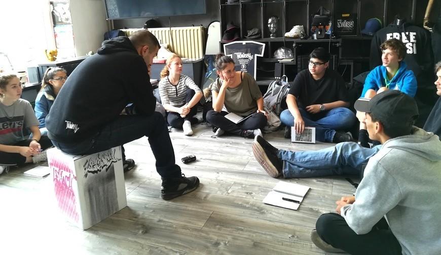 Projektwoche: Das Pallasseum – Entdecke was uns verbindet
